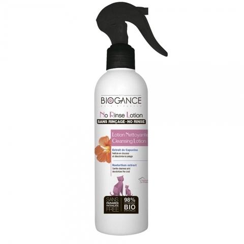 BIO-пенка очищающая Biogance NO-Rinse Foamer (эффект чистой шерсти за 1 минуту без мытья) 250 мл 250 мл