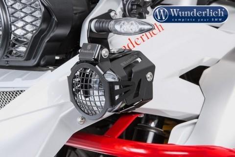 Защита доп.света(решетка) BMW R1200GS/LC/GSA/LC черный