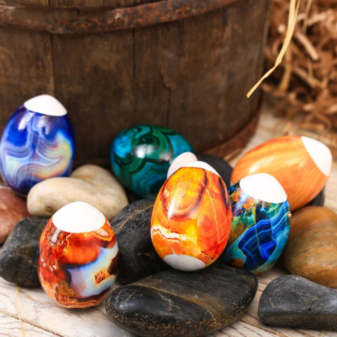 060-0021 Термонаклейки «Самоцветы», на 7 яиц,