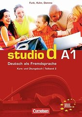 Studio d  A1.2  Kurs- und Uebungsbuch +D