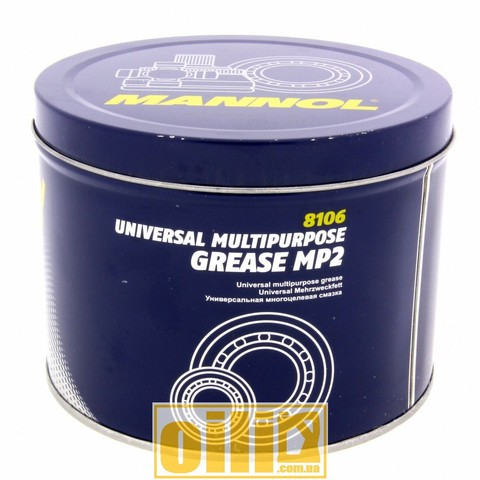 Mannol 8106 MP-2 MULTIPURPOSE GREASE 800g