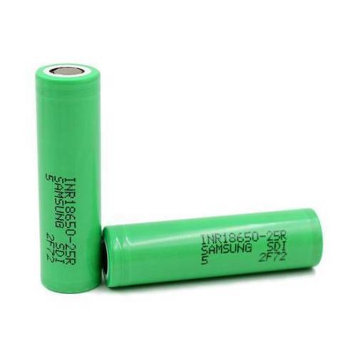 Аккумулятор 18650 Samsung INR18650-25R 2500 mAh