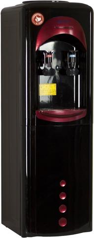 Кулер для воды Aqua Work 16-LHLN черно-красный