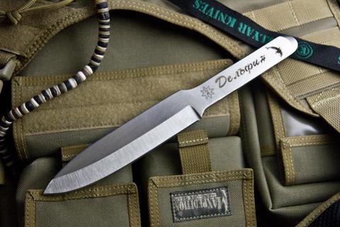Метательный нож Дельфин 65Х13