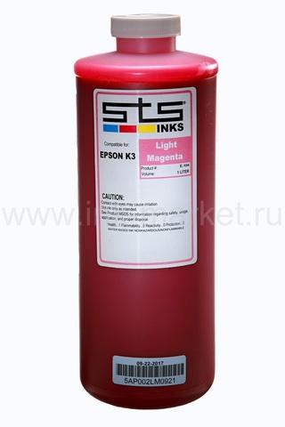 Пигментные чернила STS™ (USA) UltraChrome K3 Vivid Light Magenta для Epson Stylus Pro 4800/4880/7800/7880/9800/9880/7890 - 1000 мл