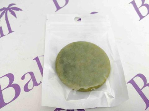 Камень нефритовый для наращивания ресниц (диам 48 мм)