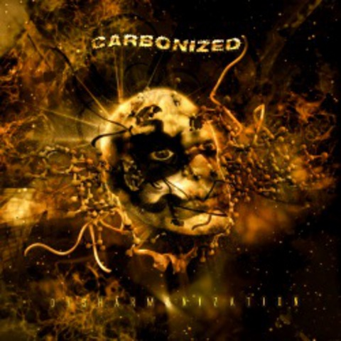 CARBONIZED (THERION side project)   DISHARMONIZATION-1993  2003