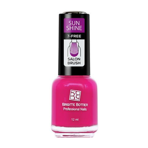 Бриджит Ботье Лак  SUNSHINE тон 12 розовый сочный