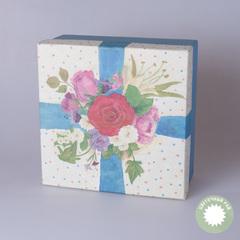 Коробка подарочная средняя, 603240-2