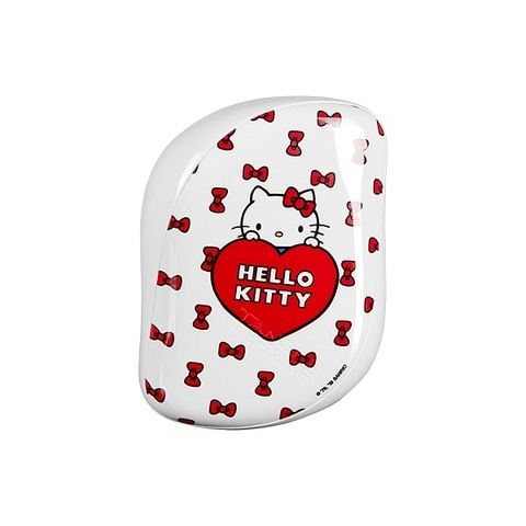 Расческа Tangle Teezer Compact Styler Hello Kitty Dancing Bows