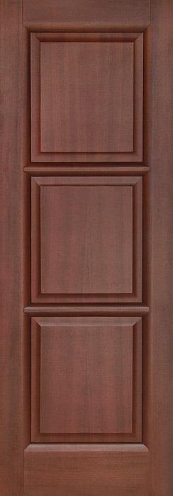 Дверь межкомнатная,Россич Орион ДГ, Цвета: Анегри, Красное дерево