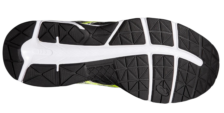 Мужские кроссовки для бега Asics Gel-Contend 3 (T5F4N 7307) серые фото подошва