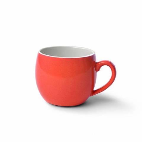 Кружка 320мл, цвет Оранжевый (керамика),  купить