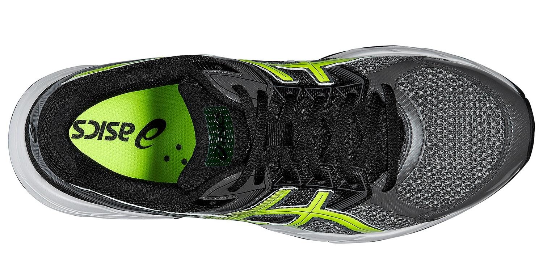 Мужские беговые кроссовки Asics Gel-Contend 3 (T5F4N 7307) серые фото