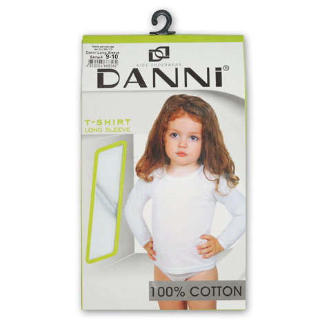 Футболка DANNI T-Shirt long sleeve girl