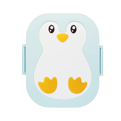 Ланчбокс Penguin Blue