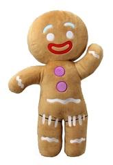 Большая игрушка Печенька из мультфильма Шрек — Shrek Plush Toys