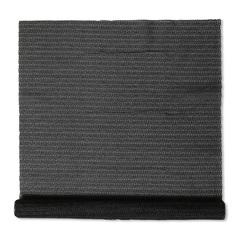 универсальный коврик «virgo», черный