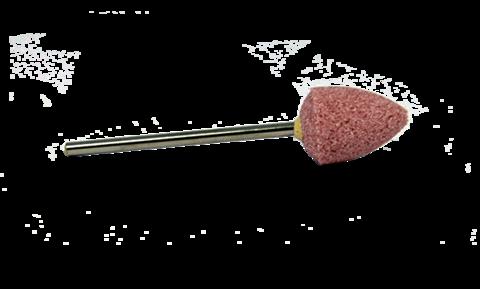 Шлифовщик корундовый ГСВ-12,5 красный (средняя абразивность)