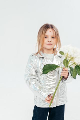 КТ206 Куртка для девочки