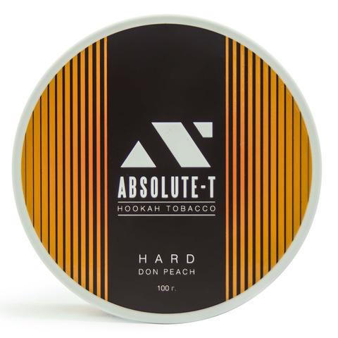 Табак Absolute-T Hard Don Peach (Персик) 100 г