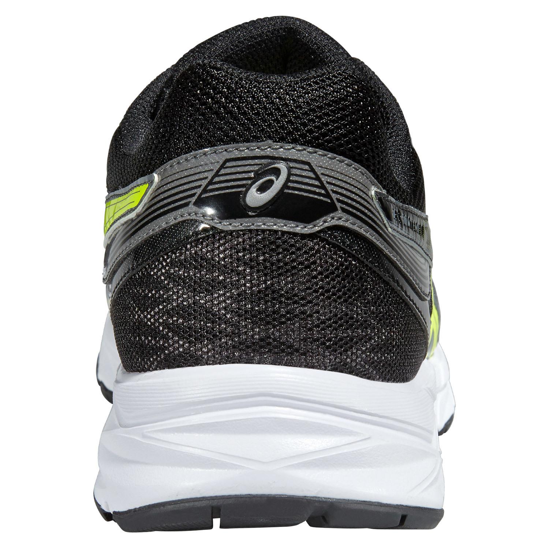 Мужские беговые кроссовки Asics Gel-Contend 3 (T5F4N 7307) серые фото пятка