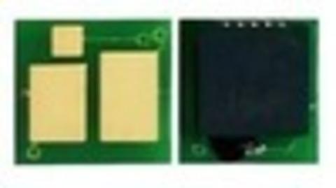 Чип CF542X желтый для Color LaserJet Pro M254nw, 254dw, M280nw, M281fdw. Ресурс 2500 стр.