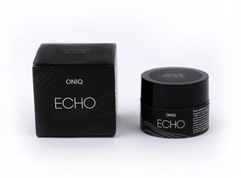 OTE-002 Гель-краска для стемпинга. Echo: Black