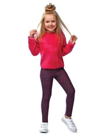 Легинсы для девочек Milky 18С-570ДТСП Conte