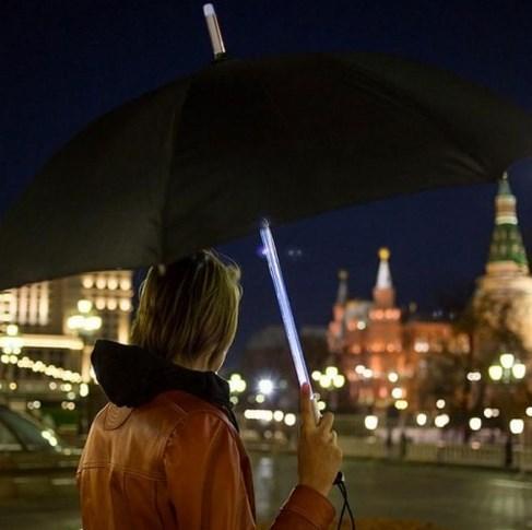 Звездные войны зонт Световой меч