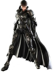 Man of Steel Play Arts Kai - Faora