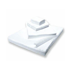 Одноразовые полотенца, салфетки Одноразовые салфетки спанлейс белый, 5х5см, 100шт./уп Салфетки-одноразовые.jpg