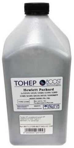 Тонер HP LJ1320 (Boost) для HP 12A/13A/15A/24A/49A/53X - Type 2.2, 1 кг.