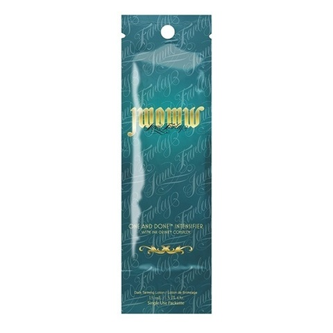 Australian Gold Крем для загара в солярии JWOWW One and Done Intensifier