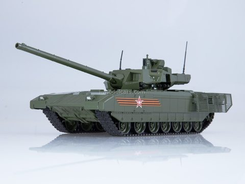 Tank T-14 Armata Our Tanks #3 MODIMIO Collections