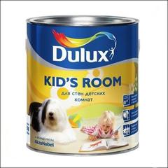 Краска для Детской Dulux Kids Room BW (Белый)