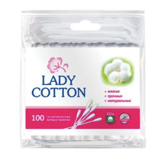 Ватные палочки Lady Cotton