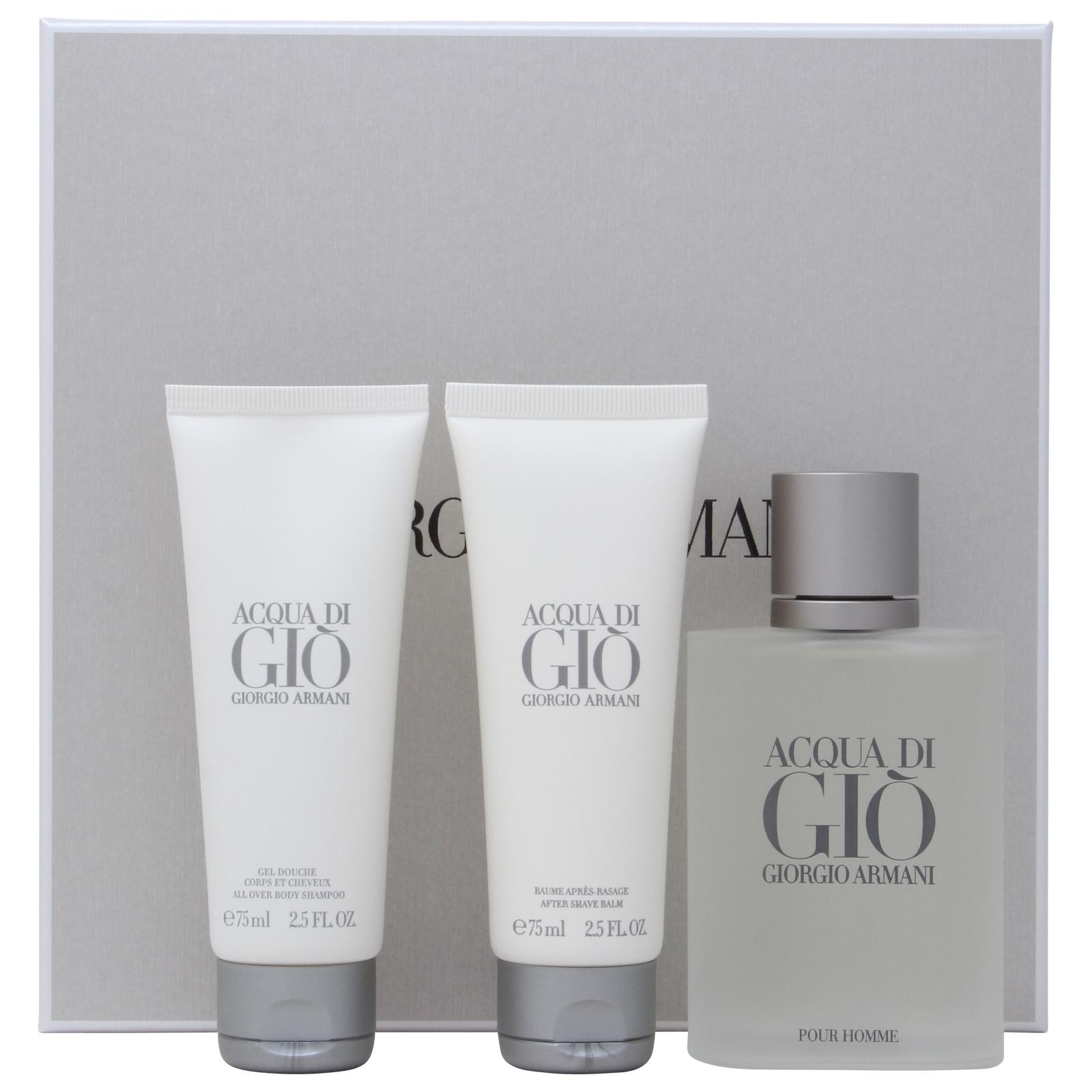 Acqua di Gio Man Gift Set