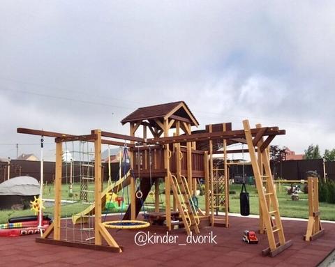 Детская площадка Савушка