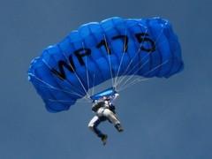Запасной парашют Mars