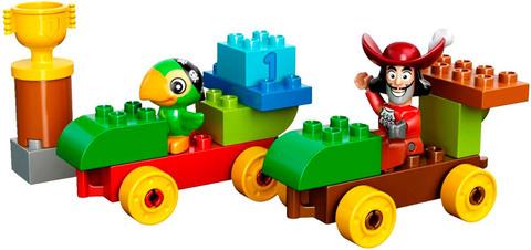 LEGO Duplo: Гонки на пляже 10539