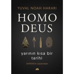 Homo Deus.Yarının Kısa Bir Tarihi