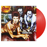 David Bowie / Diamond Dogs (45th Anniversary Edition)(Coloured Vinyl)(LP)