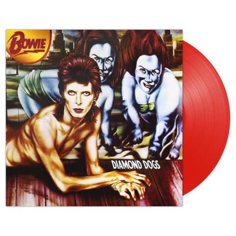 David Bowie / Diamond Dogs (45th Anniversary Edition)(Coloured Vinyl)(LP)