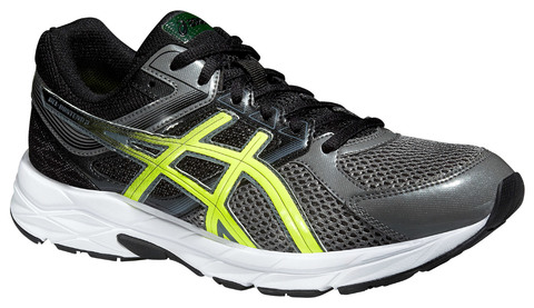Мужские кроссовки для бега Asics Gel-Contend 3 (T5F4N 7307) серые фото