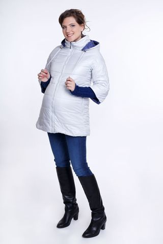Куртка 04924 белый