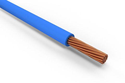 Провод ПуГВ (ПВ-3) 1х0,5 ГОСТ (1000м), синий TDM