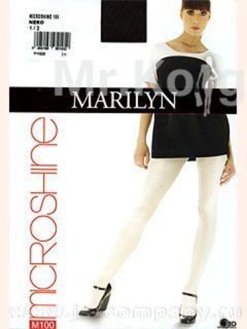 Колготки Marilyn Micro Shine 100