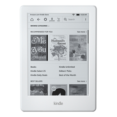 Электронная книга  Amazon Kindle 8 White Белая