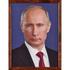 Портрет Путин В.В., 30Х40